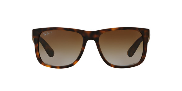 RAY-BAN RB4165 JUSTIN » HAVANA RUBBER