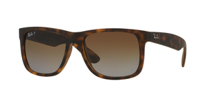 RAY-BAN Justin RB4165 865/T5 HAVANA RUBBER