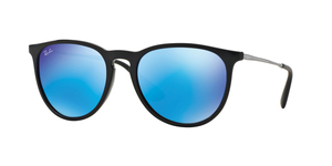 RAY-BAN Erika RB4171 601/55 BLACK