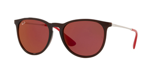 RAY-BAN Erika RB4171 6339D0 BROWN