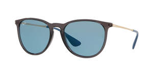 RAY-BAN Erika RB4171 6340F7 TRASPARENT GREY