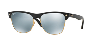 Clubmaster Oversized RB4175 877/30 DEMI SHINY BLACK