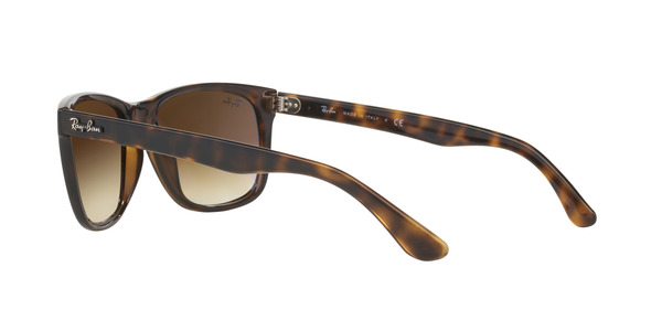 RAY-BAN RB4181 » LIGHT HAVANA CRYSTAL BROWN GRADIENT