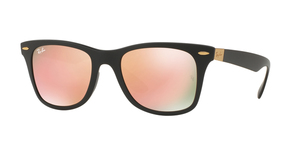 Liteforce Wayfarer RB4195-601S2Y MATTE BLACK