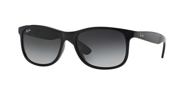 RAY-BAN RB4202 ANDY » black/grey shaded