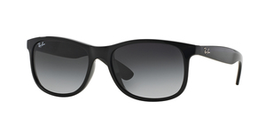 RAY-BAN Andy RB4202 601/8G BLACK/GREY SHADED