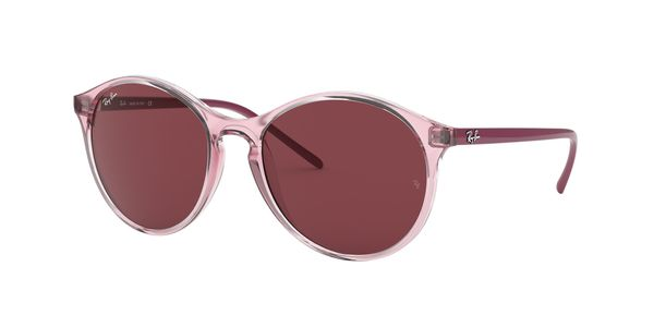 RAY-BAN RB4371 » TRASPARENT PINK