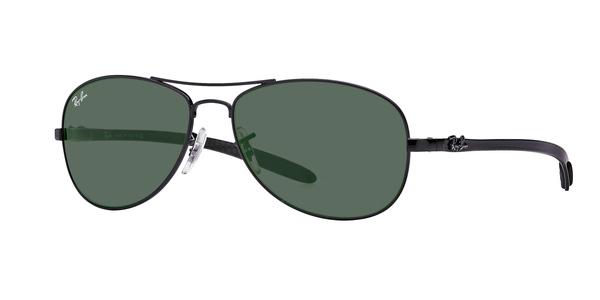 7133286bfbdf Ray Ban Sunglasses RB8301 002 56 14