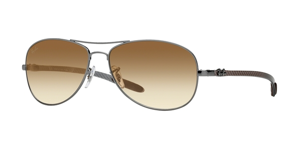 RAY-BAN RB8301 » GUNMETAL CRYSTAL BROWN G