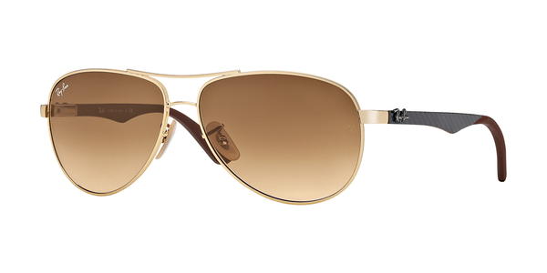 RAY-BAN RB8313 » ARISTA BROWN GRADIENT