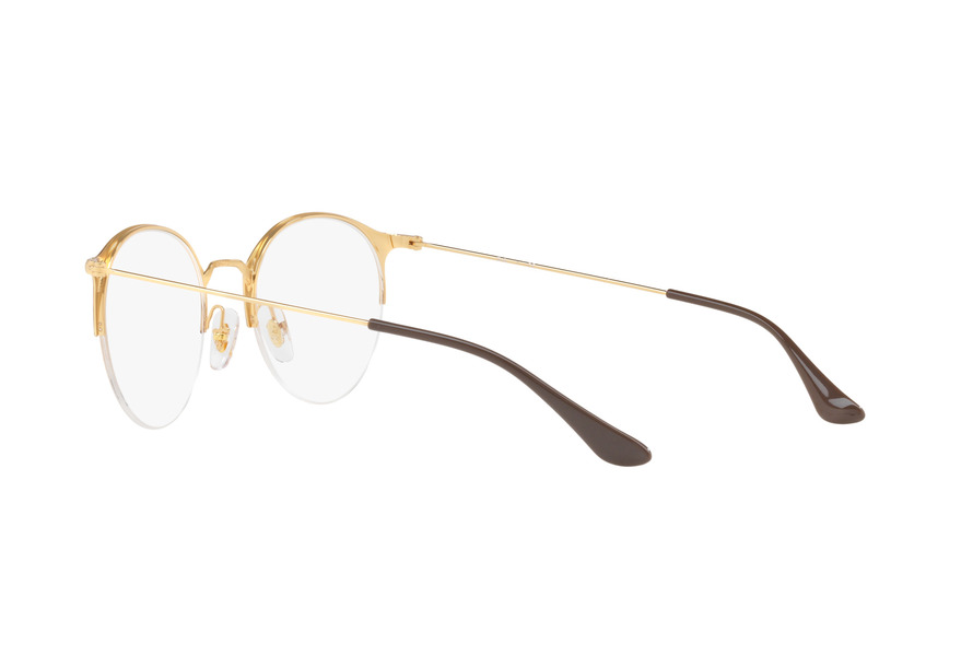 Ray-Ban RX3578V 2905 48-22 in gold/shiny brown AKXaGE