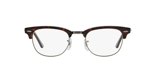 RAY-BAN RX5154 CLUBMASTER » DARK HAVANA