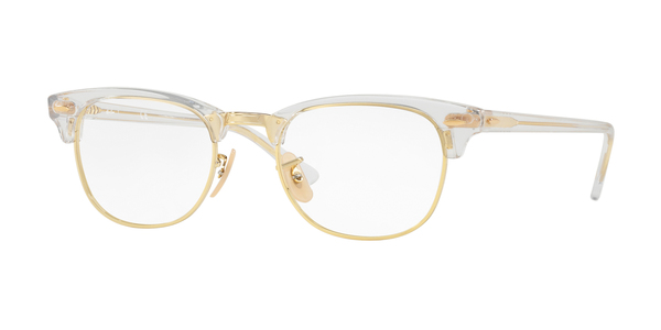 RAY-BAN RX5154 CLUBMASTER » TRASPARENT