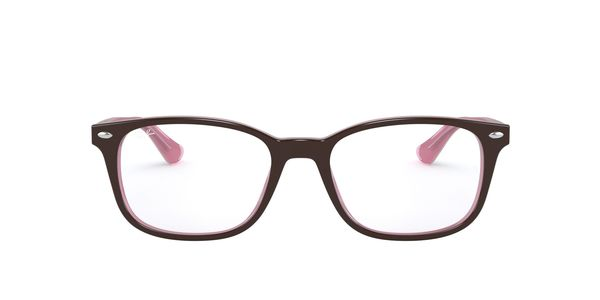 RAY-BAN RX5375 » TOP BROWN ON OPAL PINK