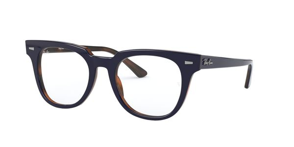 RAY-BAN METEOR » TOP BLUE ON HAVANA RED