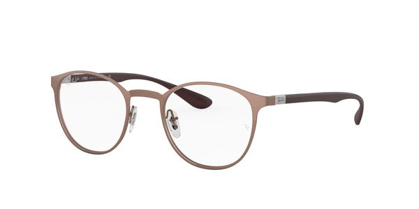 RAY-BAN RX6355 » BRUSCHED COPPER