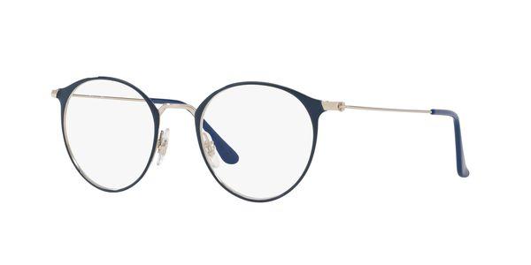 4c3ee88feddf Ray Ban Prescription Glasses RX6378 3027 49/21   Visual-Click