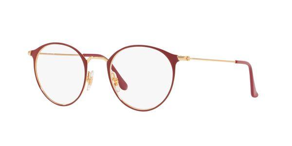 17077a1e71df Ray Ban Prescription Glasses RX6378 3028 49/21   Visual-Click