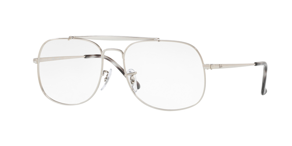RAY-BAN THE GENERAL RX6389 » SILVER