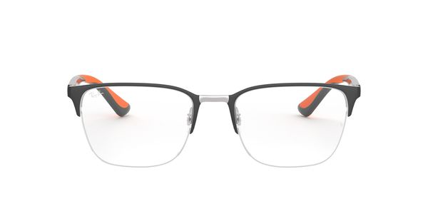 RAY-BAN RX6428 » SILVER ON TOP GREY
