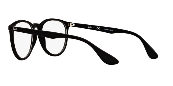 RAY-BAN RX7046 » RUBBER BLACK