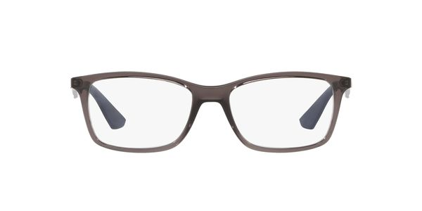 RAY-BAN RX7047 » TRANSPARENT GREY