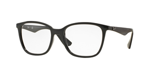 RAY-BAN  RX7066-2000 SHINY BLACK