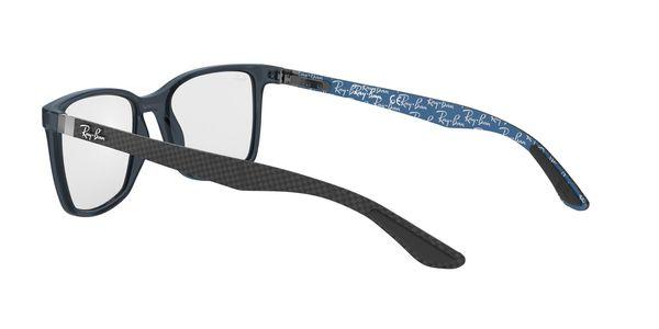RAY-BAN RX8905 » TRASPARENT BLUE
