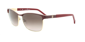 Carolina Herrera SHE069 0484 BROWN/GARNET