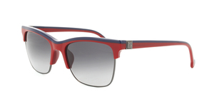 Carolina Herrera SHE655 06LT RED / BLUE / GREY GRADIENT
