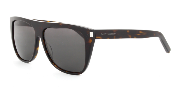 SAINT LAURENT SL 1 » DARK HAVANA