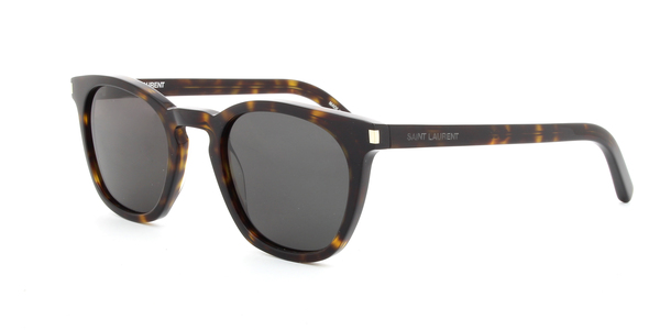SAINT LAURENT SL 28 » DARK HAVANA