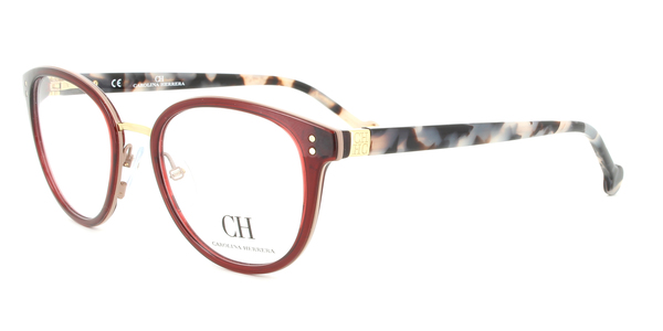 Carolina Herrera Vhe727 06dc Prescription Glasses Visual Click