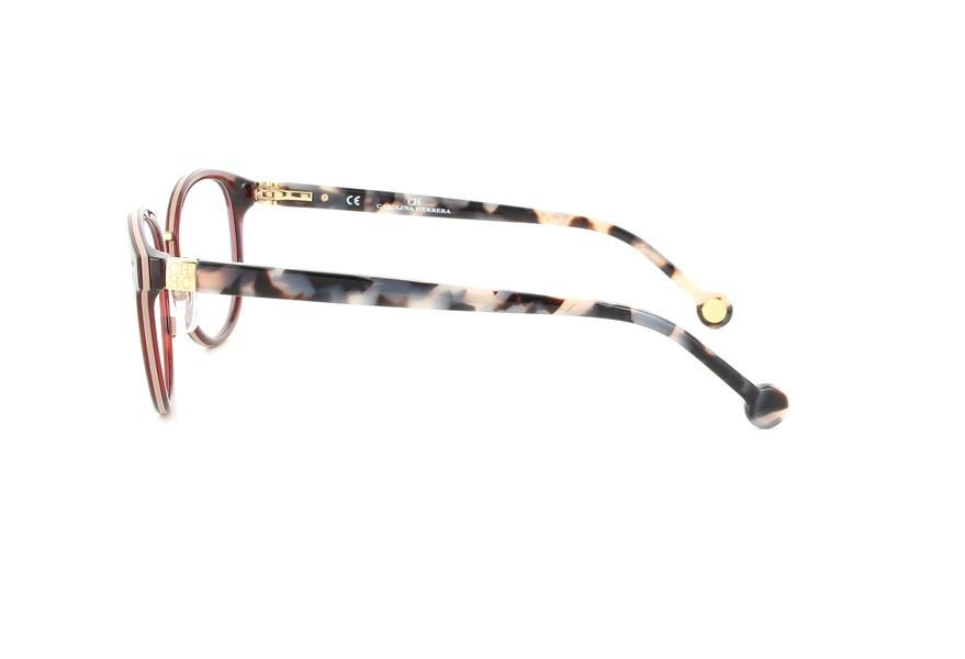 Carolina Herrera VHE727 06DC Prescription Glasses   Visual-Click 7097c8e5ecb