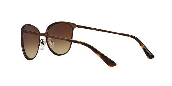 VOGUE EYEWEAR VO4002S » MATTE BROWN BURNT