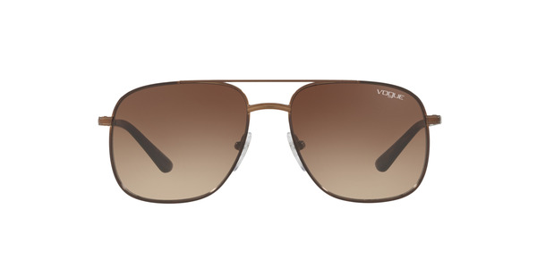 VOGUE EYEWEAR VO4083S » COPPER LIGHT BROWN
