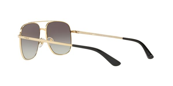 VOGUE EYEWEAR VO4083S » PALE GOLD/BLACK