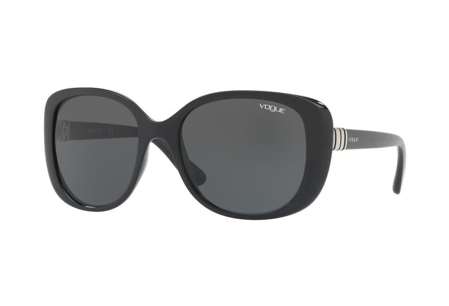 Vogue VO5155S Sonnenbrille Schwarz W44/87 55mm d5oXzli80j