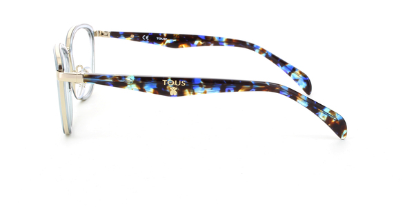 TOUS VTO357 » BLUE HAVANA