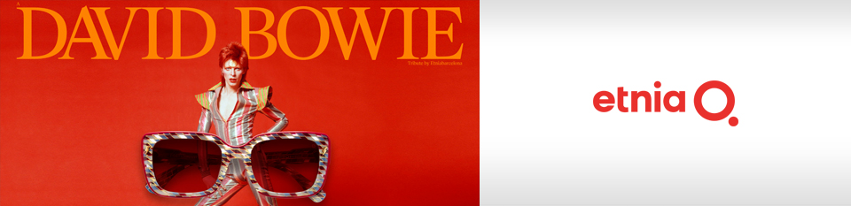 Gafas de sol Etnia Barcelona - A David Bowie Tribute