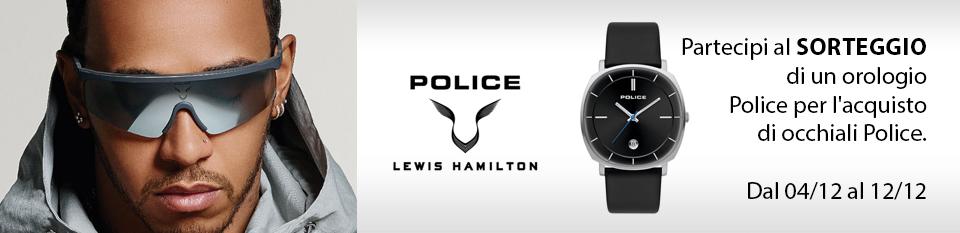 Occhiali da Sole Police Lewis 07 SPLA28