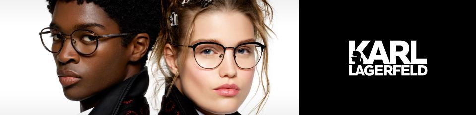 Óculos graduados Karl Lagerfeld
