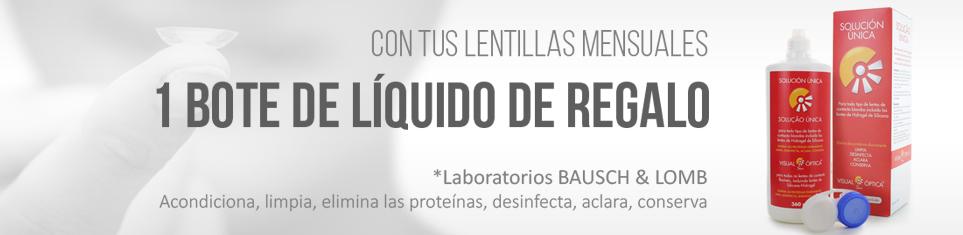 Lentillas Bausch & Lomb