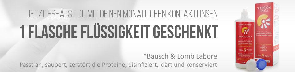 Kontaktlinsen Bausch & Lomb
