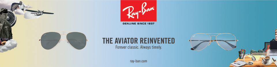Ray-Ban Aviator eyeglasses