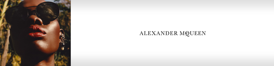 Alexander McQueen AM0137S sunglasses
