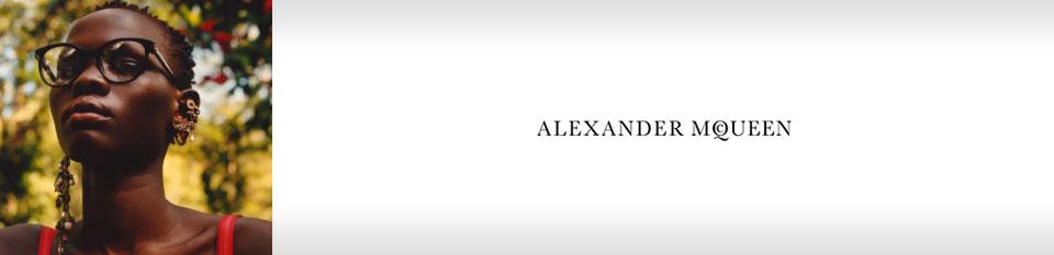 Lunettes De Vue Alexander McQueen AM0131O