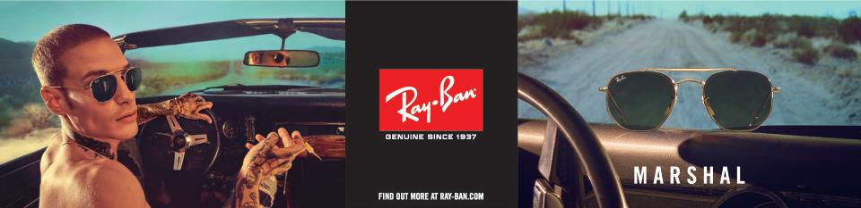 Gafas de sol Ray-Ban Marshal
