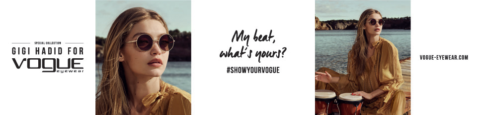 Óculos graduados Gigi Hadid For Vogue Eyewear VO4085S