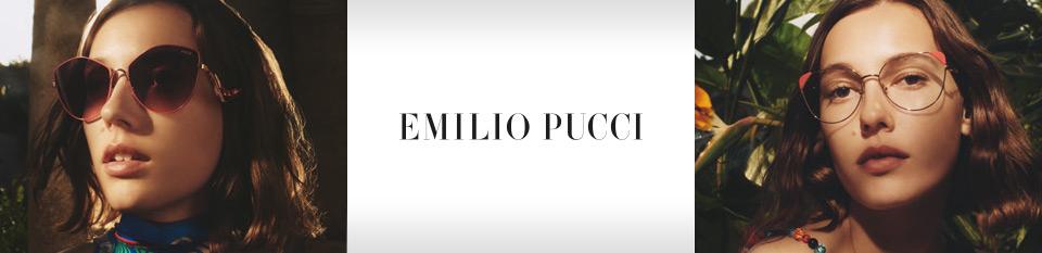 Óculos De Sol Emilio Pucci EP0118